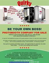 Established Photo Booth business for sale -hit the ground running Melbourne CBD Melbourne City Preview