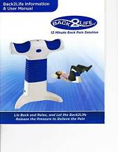 Back Pain Relief.  Back2Life machine Tallwoods Village Greater Taree Area Preview
