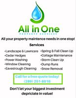 All In One Property Services