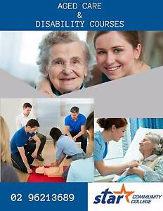 Aged Care & Disability Courses in Blacktown Blacktown Blacktown Area Preview