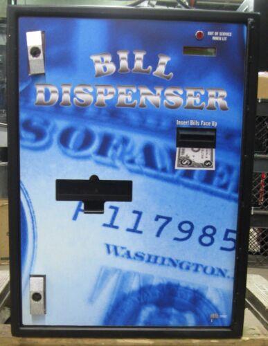 American Changer Model AC7712 Bill Changer - Front Load