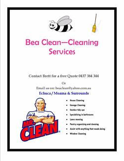 Bea Clean - Cleaning Services