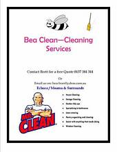 Bea Clean - Cleaning Services Echuca Campaspe Area Preview