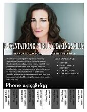 PRESENTATION AND PUBLIC SPEAKING SKILLS Middle Park Port Phillip Preview