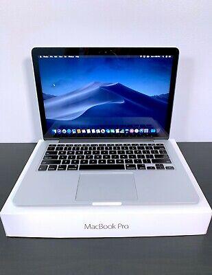 MACBOOK PRO 13 INCH RETINA APPLE LAPTOP / OS-2019 / CORE I7 3.1GHZ / 512GB SSD!!
