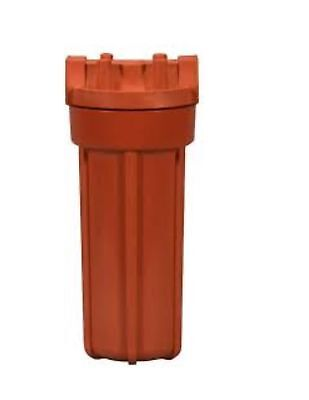 Flow Filter Housing - 10 Inch Hot Water Filter High Temperature Housing PWFHHW2510 by Kem Flow