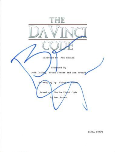 Brian Grazer Autographs