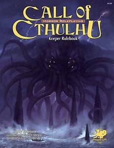 WTB Call of Cthulhu Books Port Pirie South Port Pirie City Preview