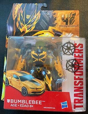 TRANSFORMERS AGE OF EXTINCTION AOE DELUXE BUMBLEBEE HASBRO 2015 NEW SEALED