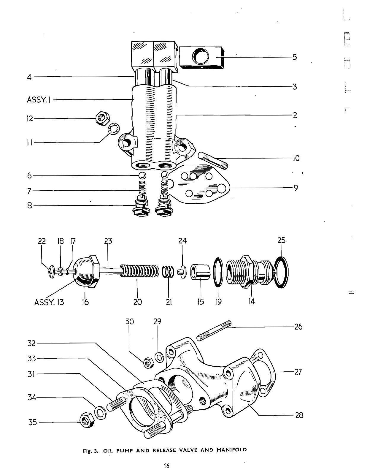 1969 triumph parts manual on