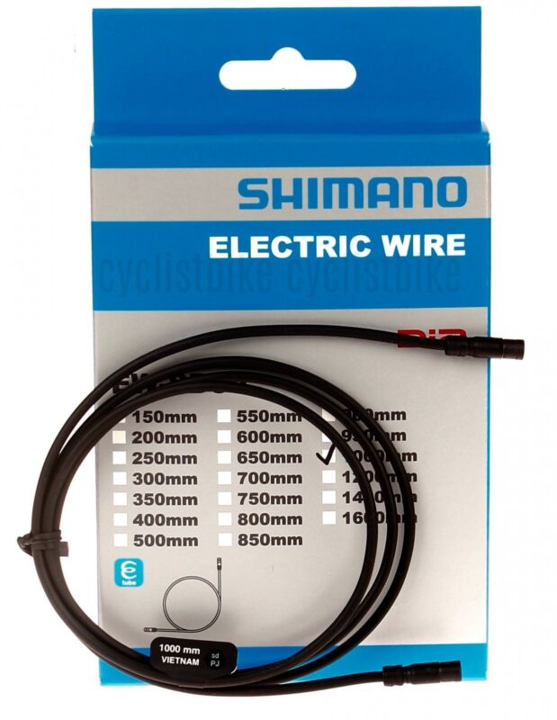 400mm For Internal /& External Routing Shimano EW-SD50 Di2 E-Tube Wire