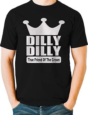 Funny T Shirt Dilly Dilly Bud Beer Commercial Super Bowl Small To 6Xl And Tall