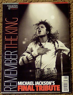 Michael Jackson No Labels 98 Page Final Tribute Remember The King Companion