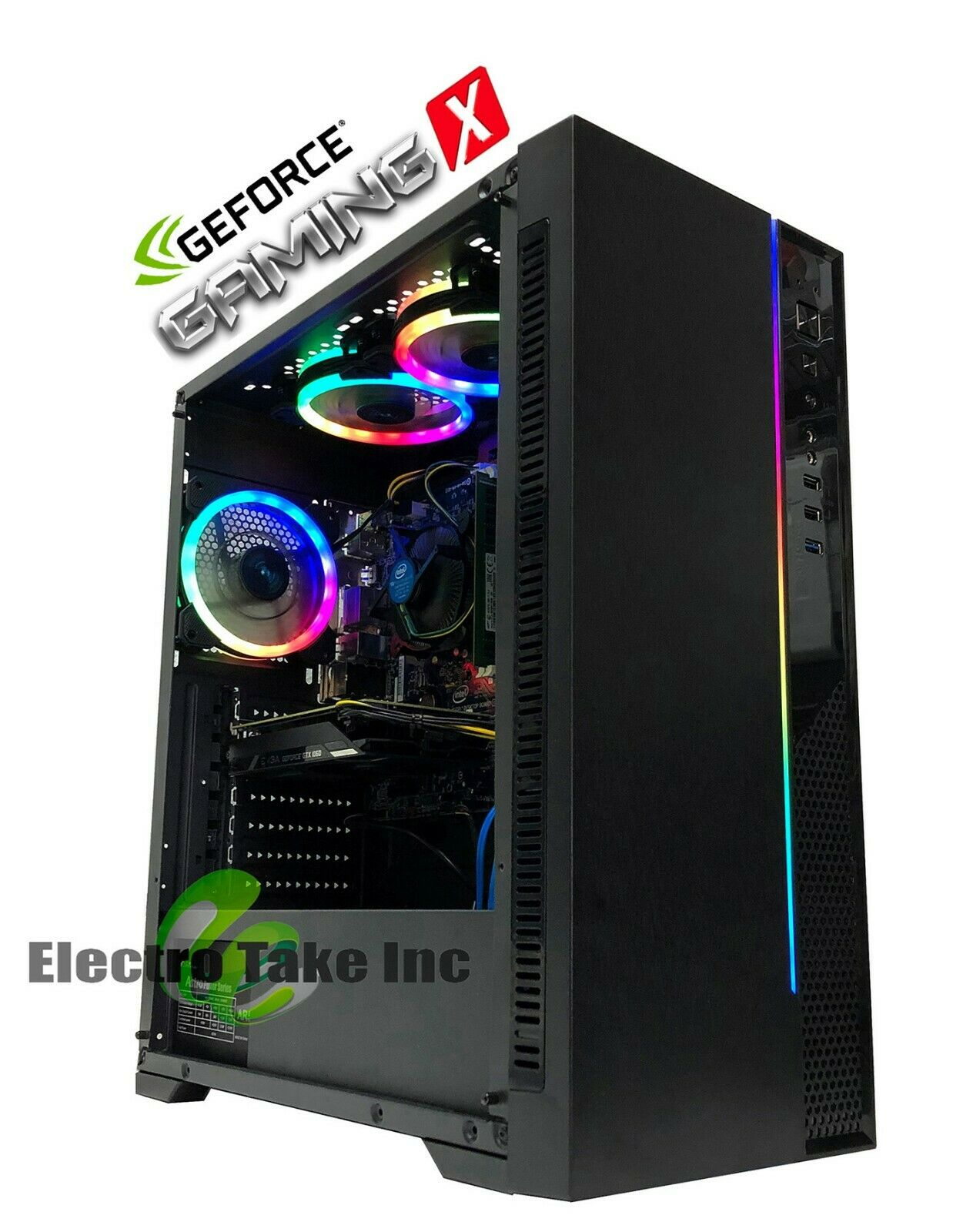 INTEL CORE i7 GAMING PC COMPUTER DESKTOP✔120SSD✔NVIDIA G