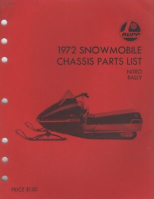 manuals rupp snowmobile trainers4me rh trainers4me com Oldsmobile Wiring Diagrams RV Battery Wiring Diagram