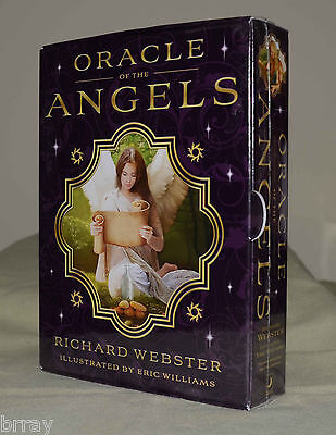 **NEW & SEALED** Oracle of the Angels Cards Deck   - Tarot - Divination -