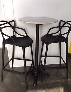 WANTED: multiple bar tables and stools Woonona Wollongong Area Preview