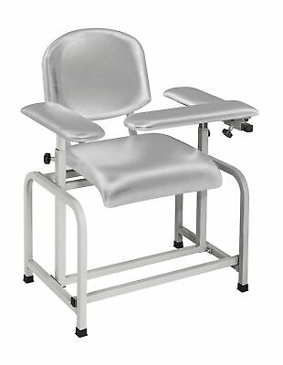 Adirmed 17.3 In Padded Phlebotomy Blood Draw Chair