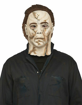 Halloween 2 Movie Michael Myers Rob Zombie Adult Mask Realistic Party Halloween