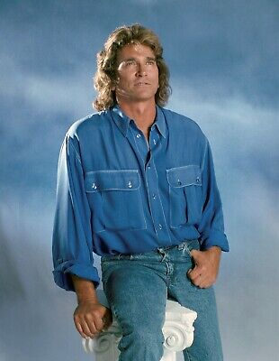 HIGHWAY TO HEAVEN - TV SHOW PHOTO #75 - MICHAEL LANDON