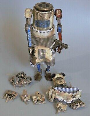 ThreeA 3A 1/6 WWR WORLD WAR ROBOT SLAUGHTERHOUSE 6DROPCLOTH - War Robot
