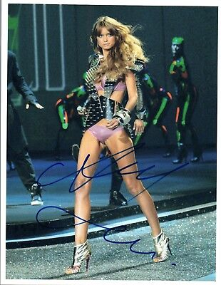 Abbey Lee Kershaw Signed Autographed 8x10 Photo Mad Max Model COA VD