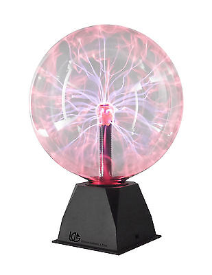 "Unique Gadgets & Toys 10"" Diameter Nebula Plasma Ball Party Lightning Lamp"