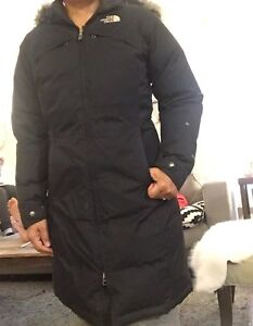 Women's Northface winter coat