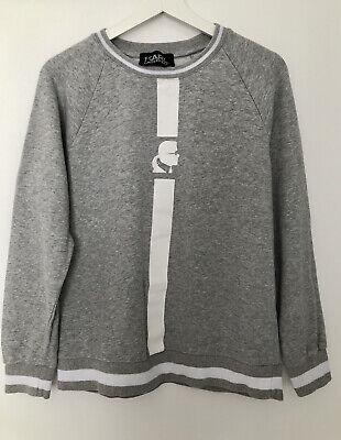 Karl Lagerfeld Grey Sweatshirt Jumper Size M