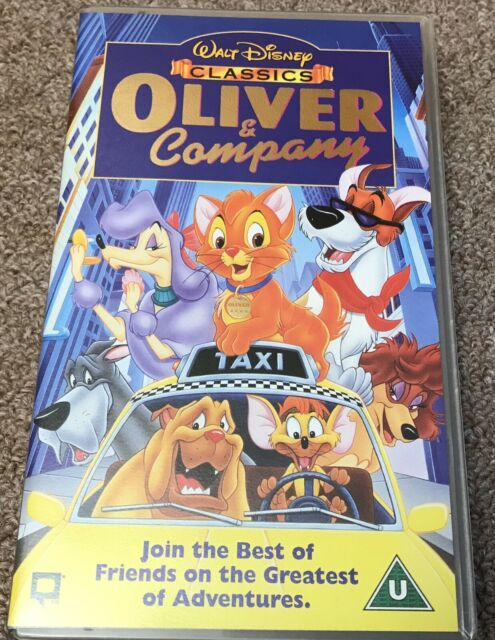 Walt Disney Classics Oliver Company Cds Dvds Gumtree Australia Salisbury Area Salisbury East 1258282127