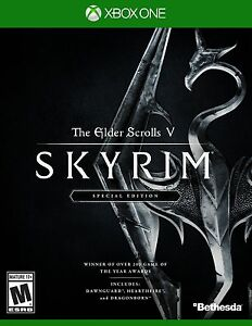 WANTED: Skyrim for Xbox One