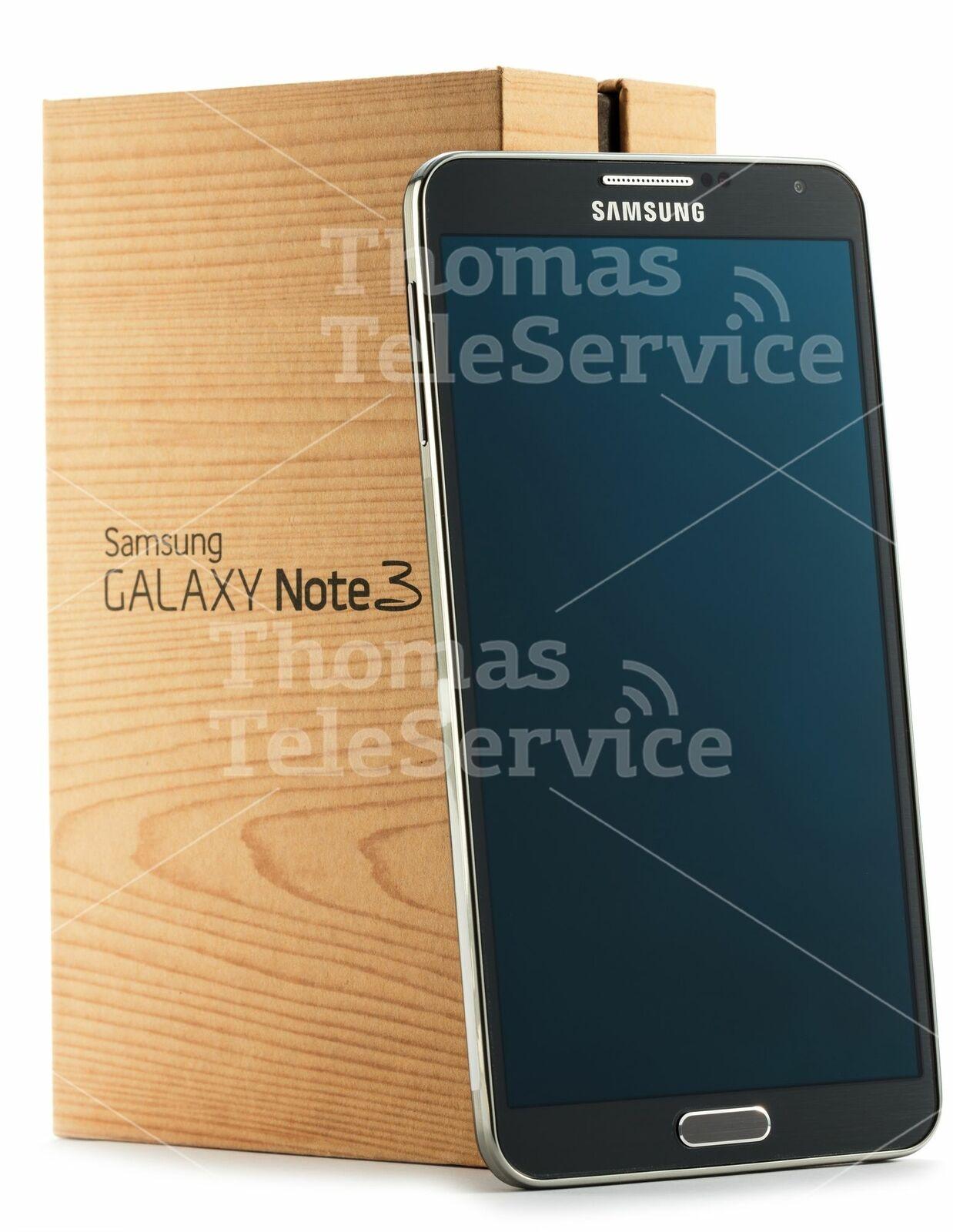 Samsung Note 3 N9005 Black Schwarz Smartphone Handy Android
