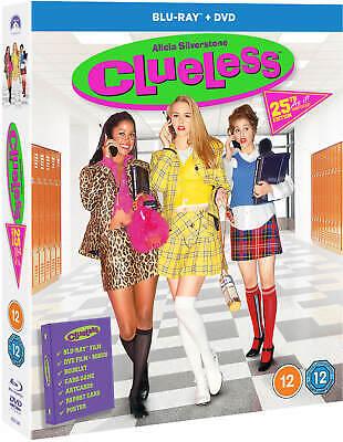 Bluray Clueless (Fuera de onda) 25º Aniversario Edición Coleccionista ZAVVI