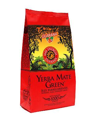 Yerba Mate Green 'Mas Energia Guarana' Mango-Aroma Mate Tee 1kg (1000g)