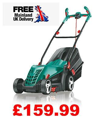 Bosch Rotak 370 ER Ergoflex Electric Rotary Lawnmower 1400W motor UK STOCK