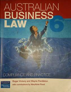 Australian Business Law Compliance and Practice Wynnum West Brisbane South East Preview