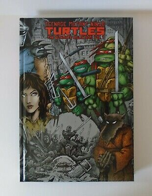Teenage Mutant Ninja Turtles The Ultimate Collection Volume 1 IDW Kevin