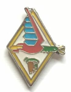 306 SQN POLISH AIR FORCE Very Small Pin Badge *Official Product