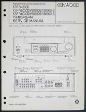 Kenwood KRF-V4530D/V5030D V6030D VR-405/406/414 Original