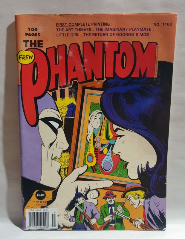 COMIC BOOK ~ PHANTOM 1108