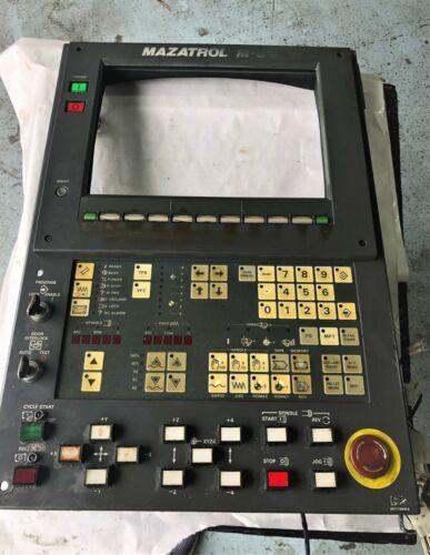 Mazak Mazatrol M32 Operator Control Panel AJV-18N | # 4645