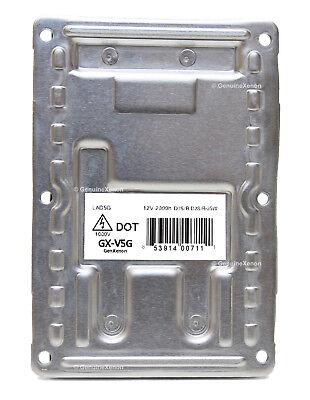 Genuine SAAB 9-5 Headlight Control Unit Xenon BALLAST UNIT 5408497 NEW Valeo