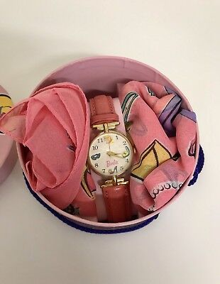 35th Anniversary Barbie Accessory Watch by Fossil (NWT) 1994