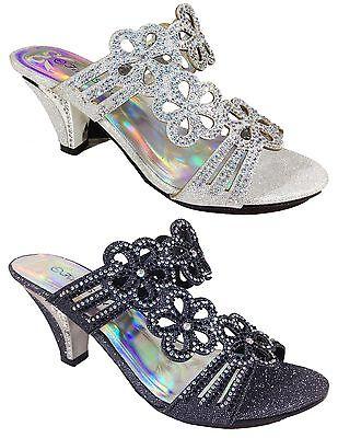 Wedding Evening Shoes - Women Evening Dress Shoes Rhinestones High Heels Platform Wedding Black Kinmi09