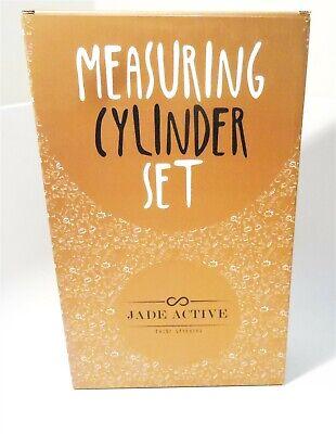 Jade Active Measuring Cylinder Set