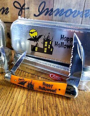 CASE XX Seahorse Whittler 2020 HALLOWEEN KNIFE ADE 10594 Very Rare 1 of 350 Made
