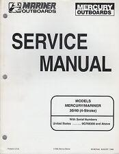 1999 MERCURY MARINER OUTBOARD 30/40 (4-STROKE) SERVICE