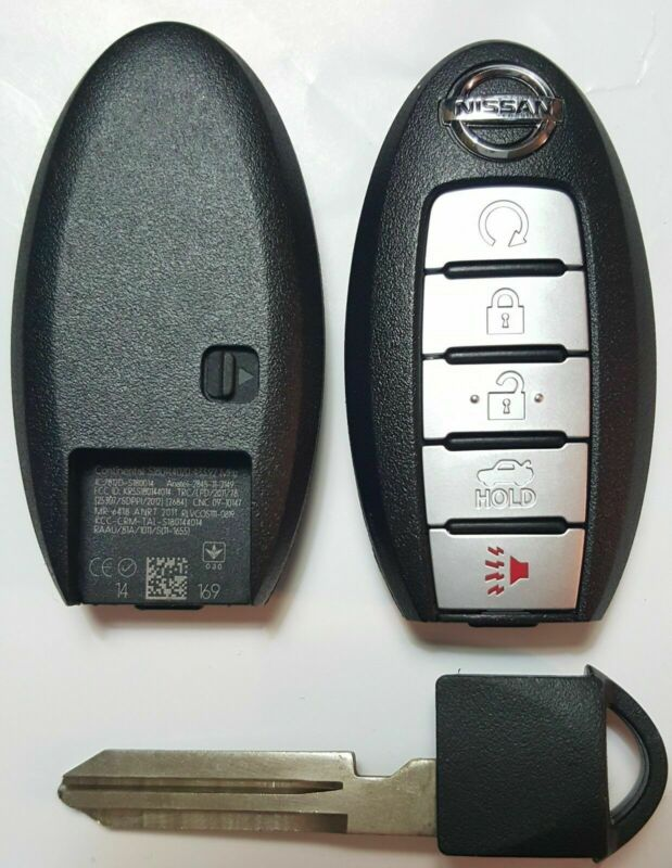 Nissan Altima 7812D-S180014 , S180144020 KR5S180144014 7812D-S180014 Key - Prox