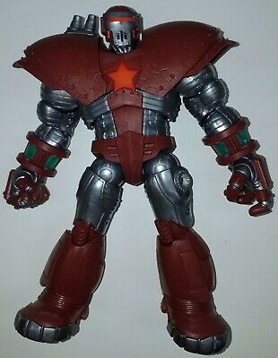 Marvel Legends Black Widow COMPLETE CRIMSON DYNAMO BUILD-A-FIGURE Hasbro BAF