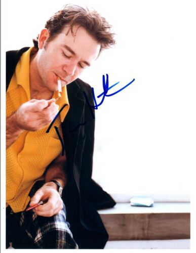 Timothy Hutton Signed Autographed 8x10 Photo Leverage Ordinary People COA VD